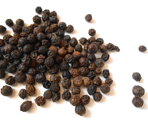 Black Peppercorn, Organic - Gourmet, Whole Pepper