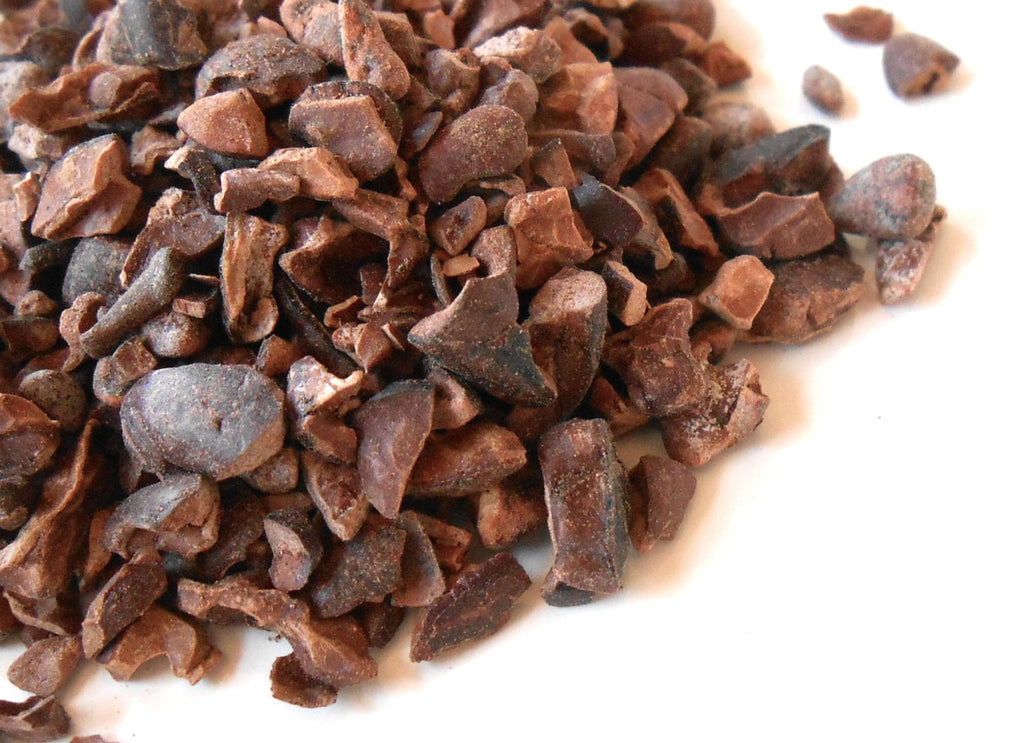 ROASTED CACAO NIBS, Organic - Chocolate, Cocoa - CynCraft