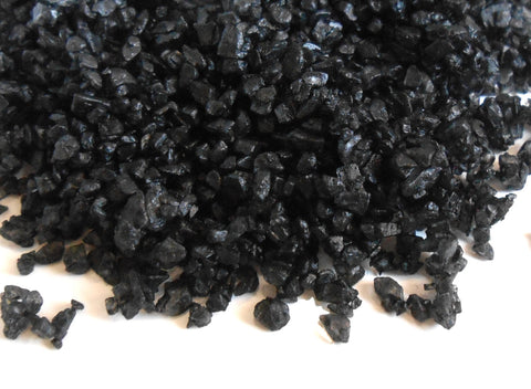 Black Lava Hawaiian Sea Salt - CynCraft