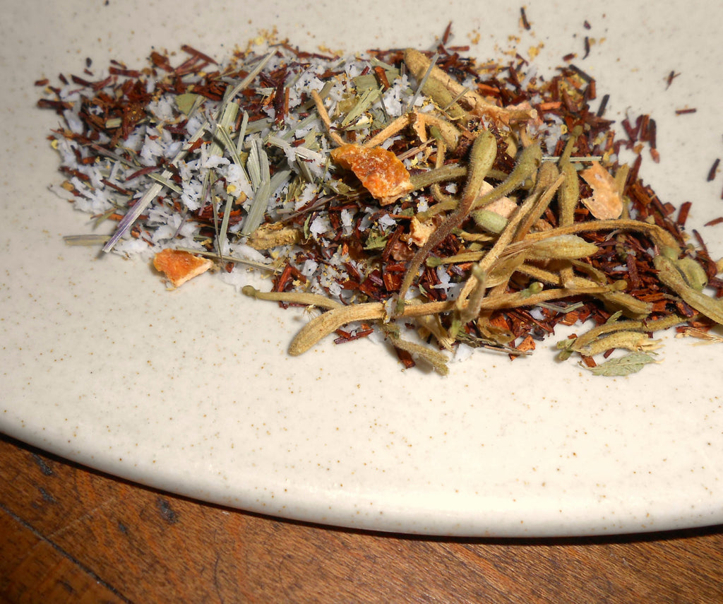 TROPICAL TWIST Loose Tea, Organic - CynCraft