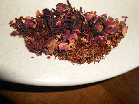 RED HEAD Artisan Herbal Tea, Organic - CynCraft