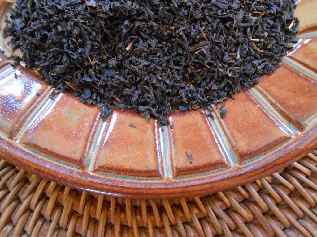 Assam Loose Tea, Organic - CynCraft