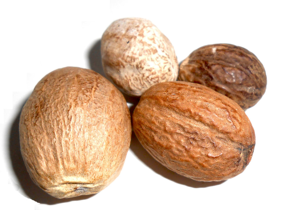 Nutmeg - Whole, Organic - CynCraft