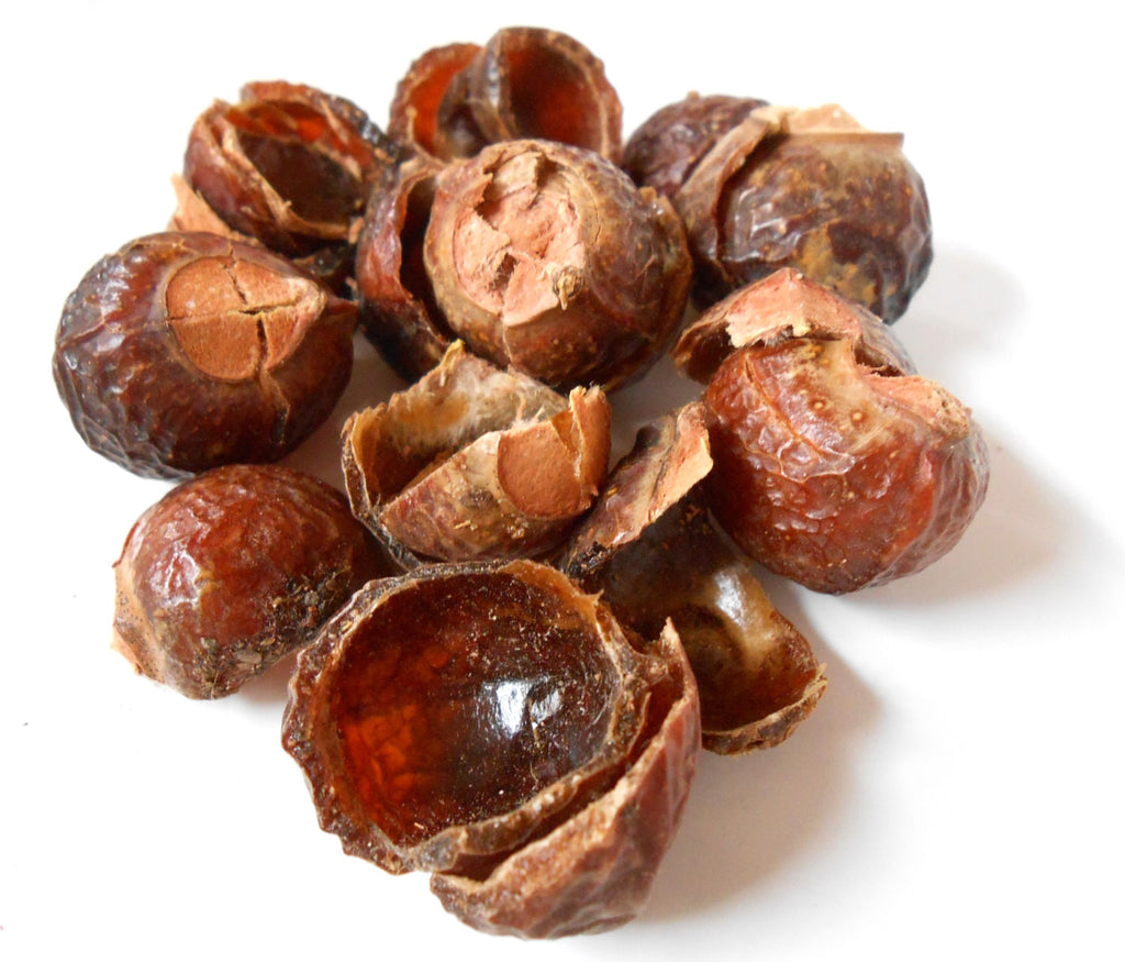 Soap Nuts, De-Seeded - Natural, Safe Detergent