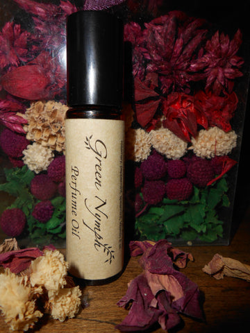 Perfume Oil - EARTH MOTHER Collection - 15 Natural, Rich, Indulgent Scents - CynCraft