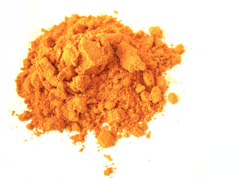 Turmeric Root Powder - Warm, Orange, Yellow Spice - CynCraft