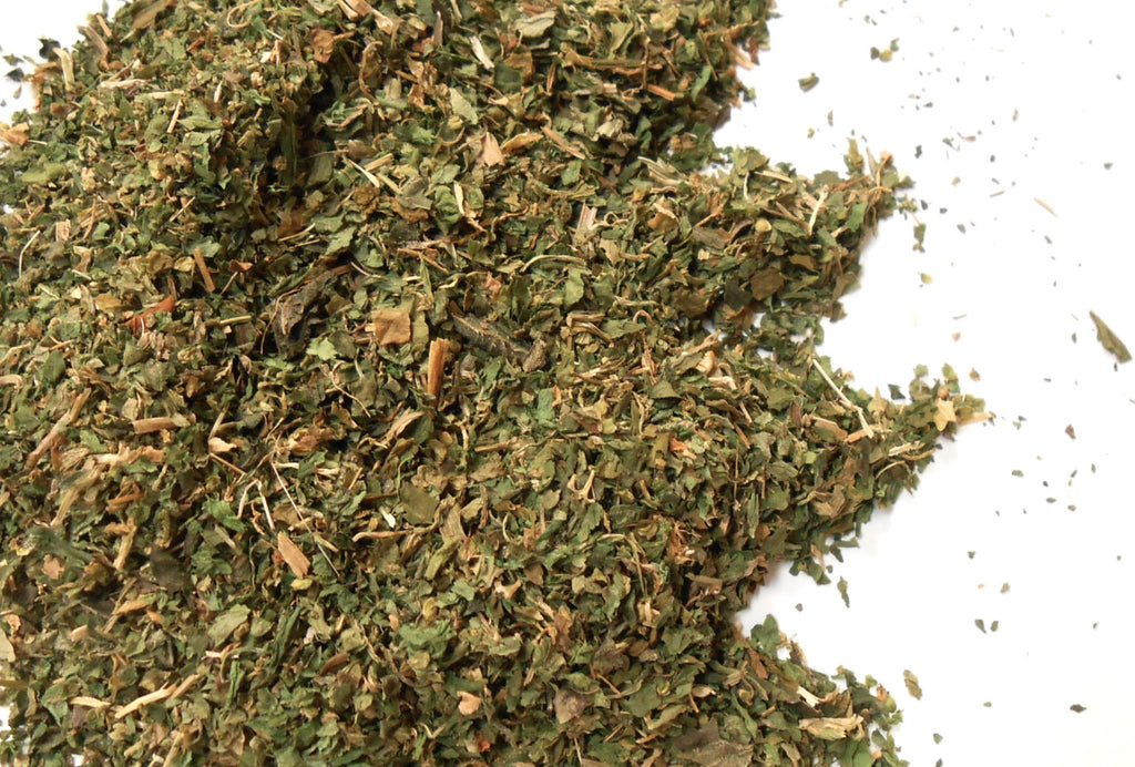 Nettle Leaf, Organic - Cut and Sifted - Stinging Nettle