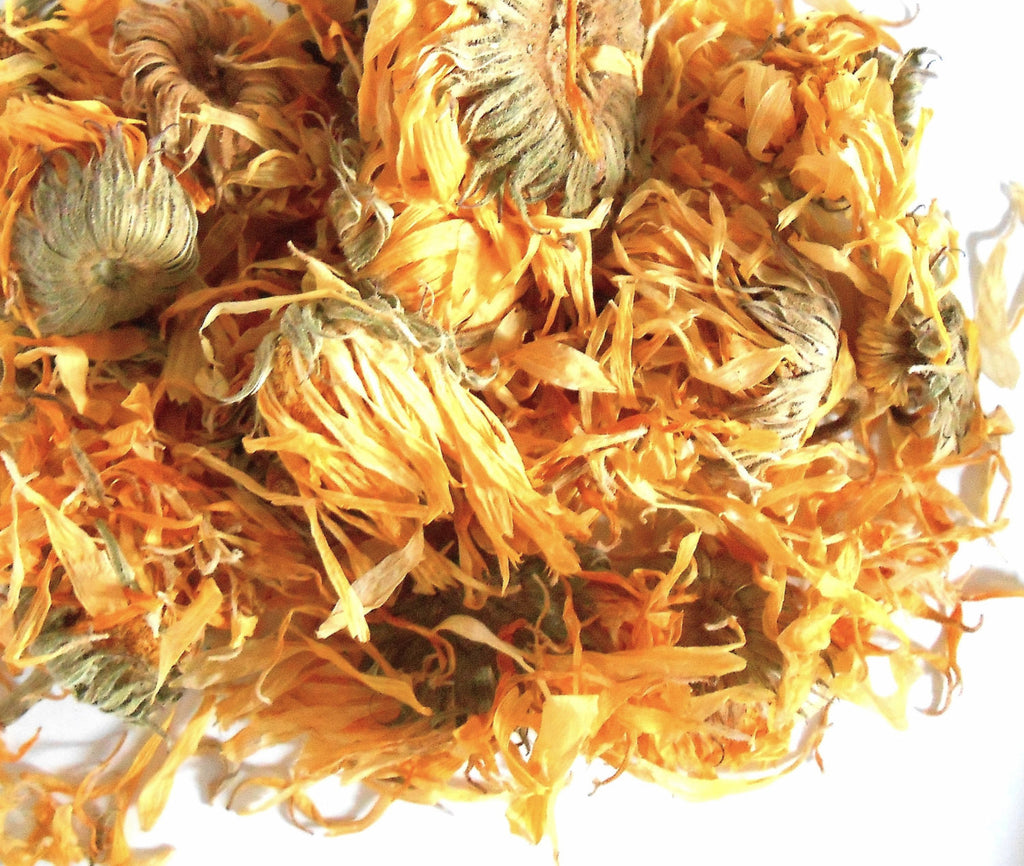 Calendula Flowers and Petals, Organic