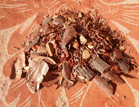 CHOCOLATE VOODOO CHILE Artisan Tea - Organic
