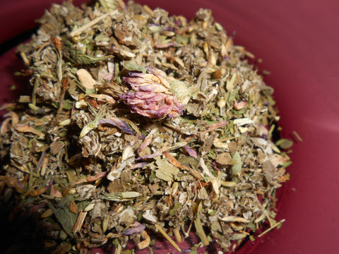 LADY MOON Herbal Tonic Tea, Organic - CynCraft