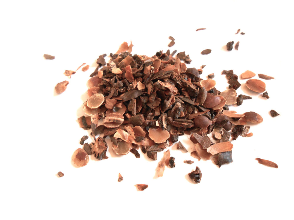ROASTED CAROB, Organic - Toasted Carob Pod and Seeds