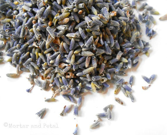 Lavender Flowers, Organic - Dried Buds