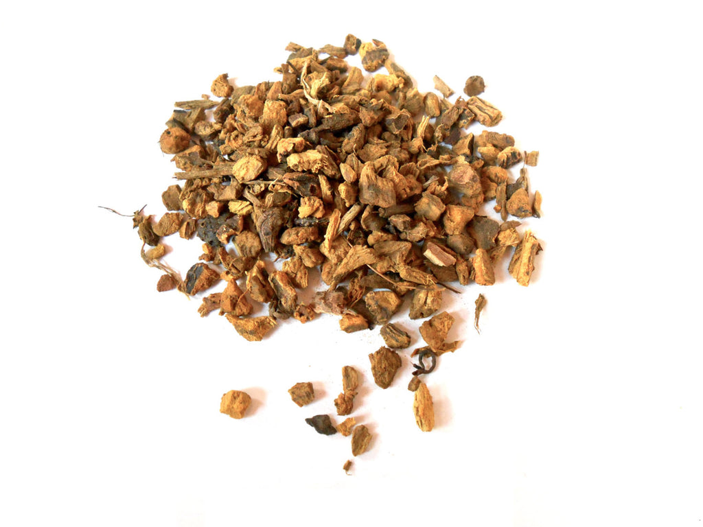 Yellow Dock Root, Organic - Many Traditional Uses - CynCraft