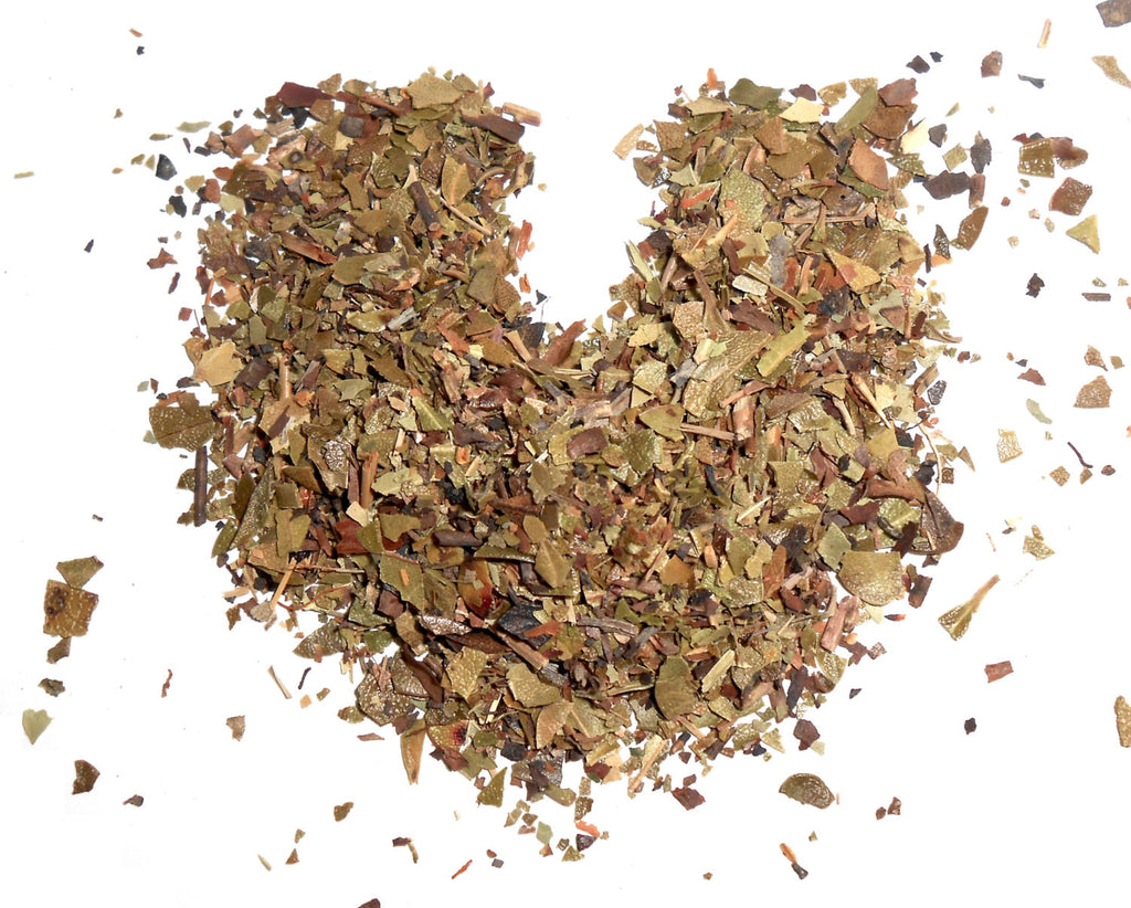 Uva Ursi Leaf, Organic - Cut and Sifted - Dried Bearberry Leaves