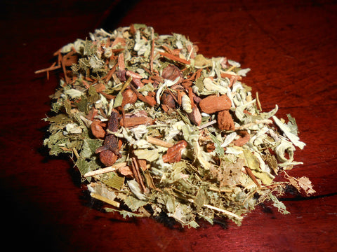 NAUGHTEA Artisan Herbal Tea - Specialtea Blend - CynCraft
