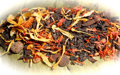 AUTUMN SPICE Artisan Tea Blend, Organic