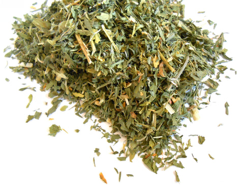 Alfalfa Leaf, Organic - Cut and Sifted - CynCraft