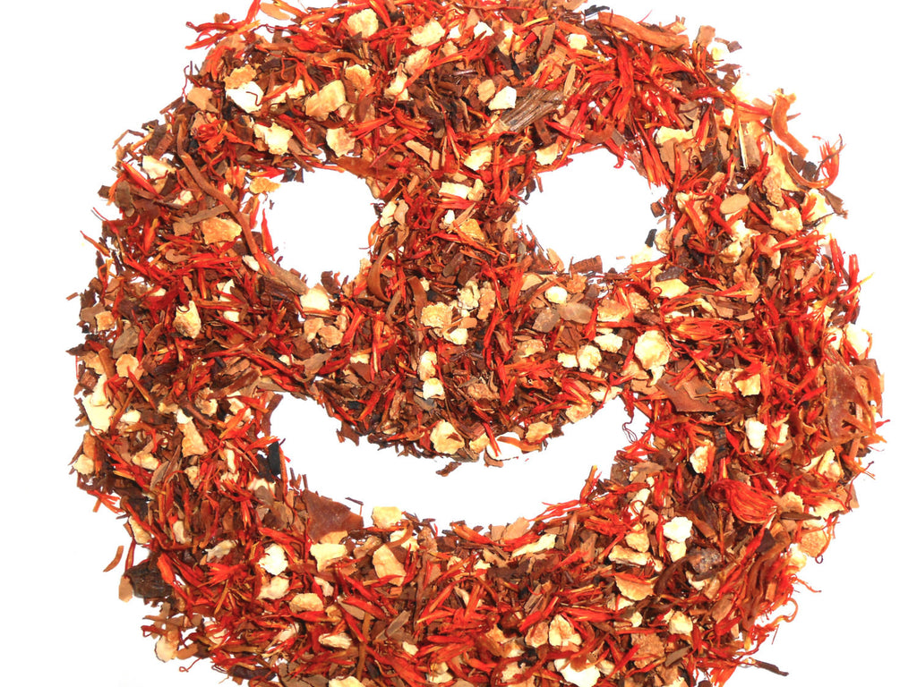 ORANGE YA GLAD? Artisan Herbal Tea Blend - CynCraft
