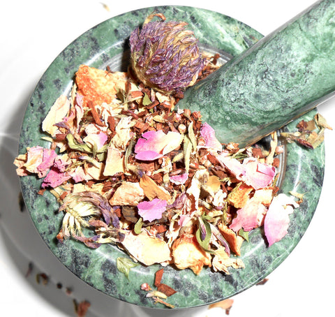 IN THE PINK Artisan Tea Blend - CynCraft