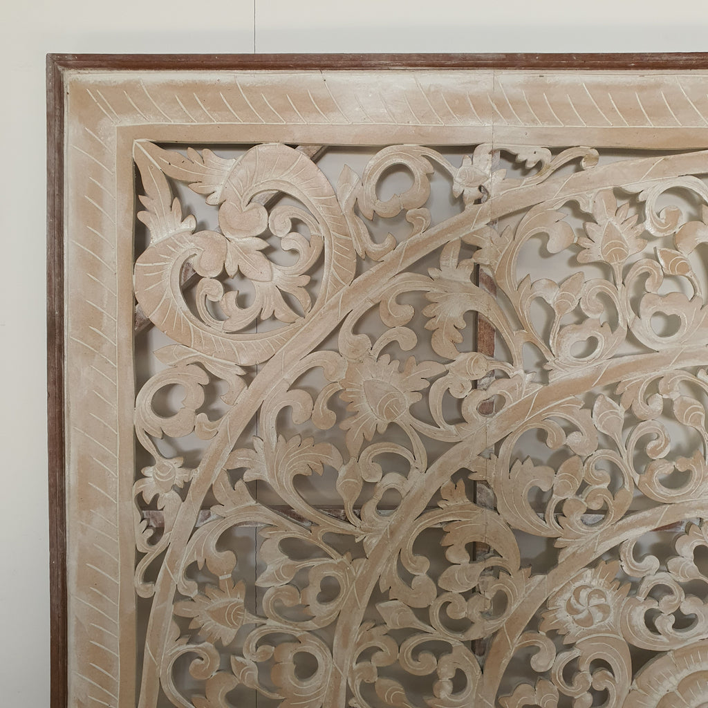 Hand Carved Panel RAW 180 X 180
