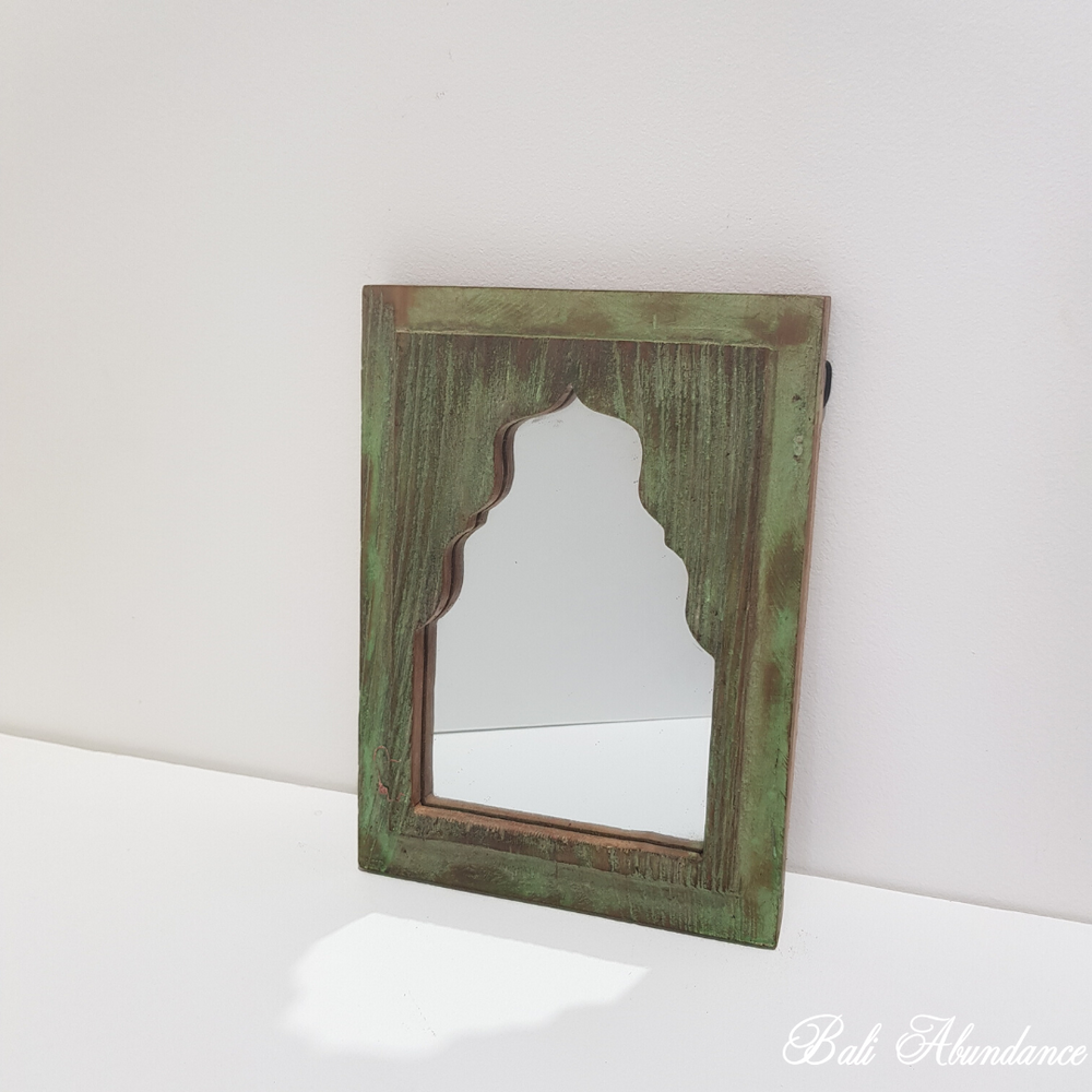 Indian Temple Mirror 19T
