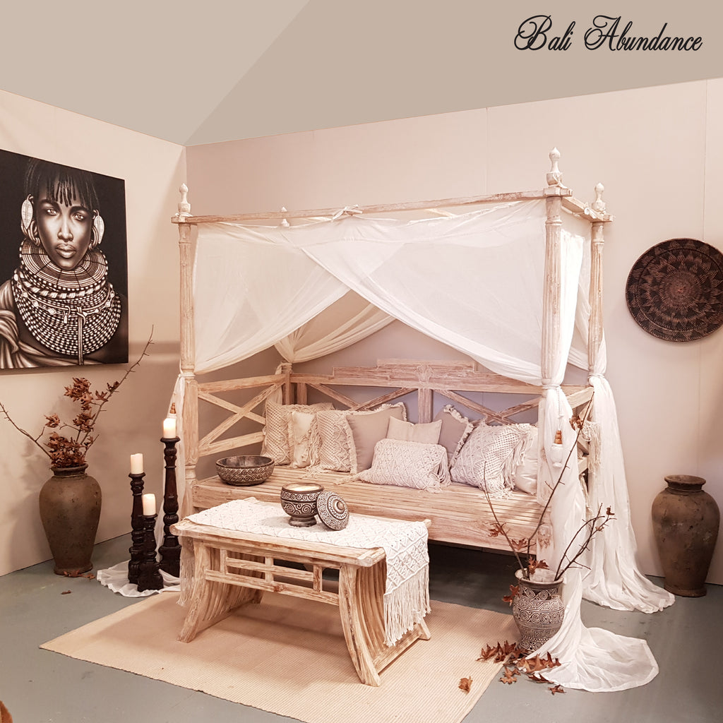 bali, bali furniture, handcarved, hand made, daybed, day bed, garden, bali outdoor, outdoor living, seating, bed, bali garden, chair, wooden, 4 poster