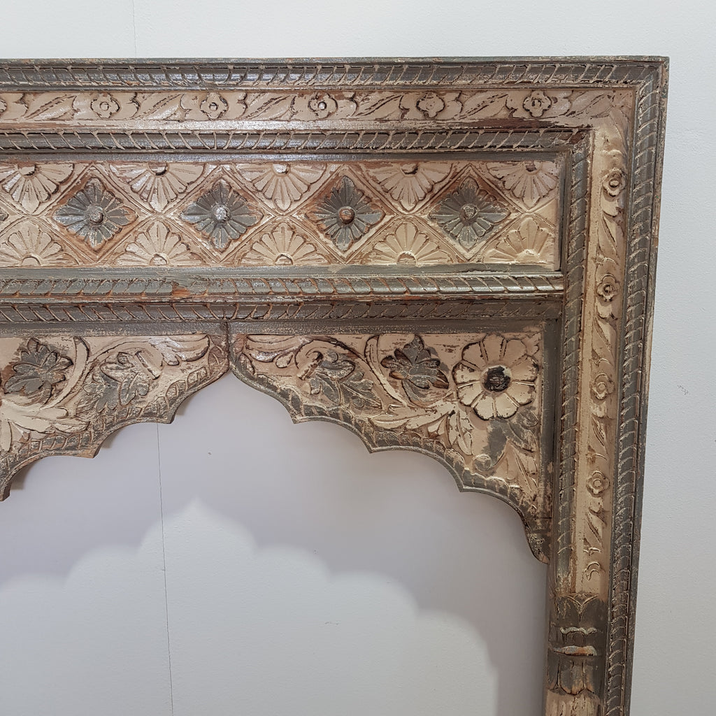 Indian Jharokha Frame Wall Hanging - Eco Village Collection 50U