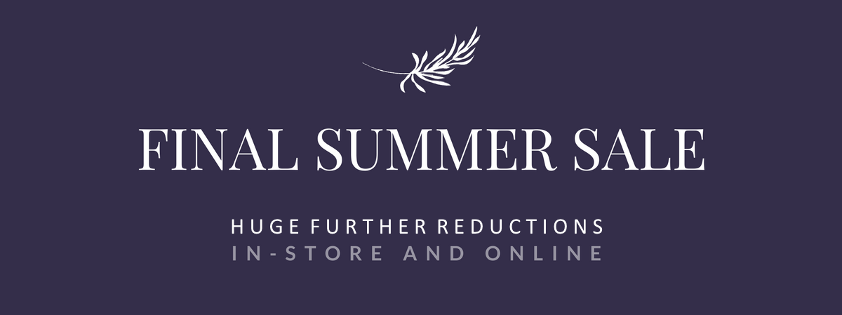 Very Very final summer sale