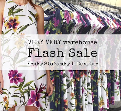 Very Very warehouse sale