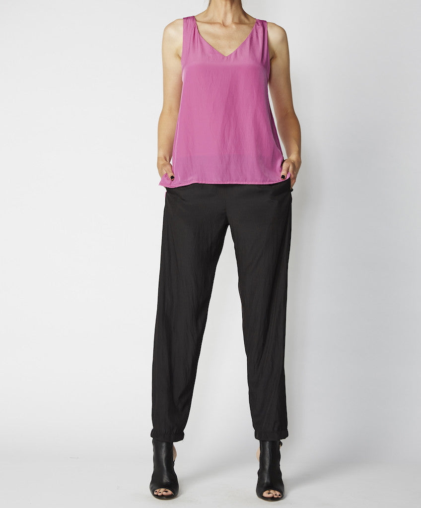Very Very essential cami top Lucy PSP, fuchsia