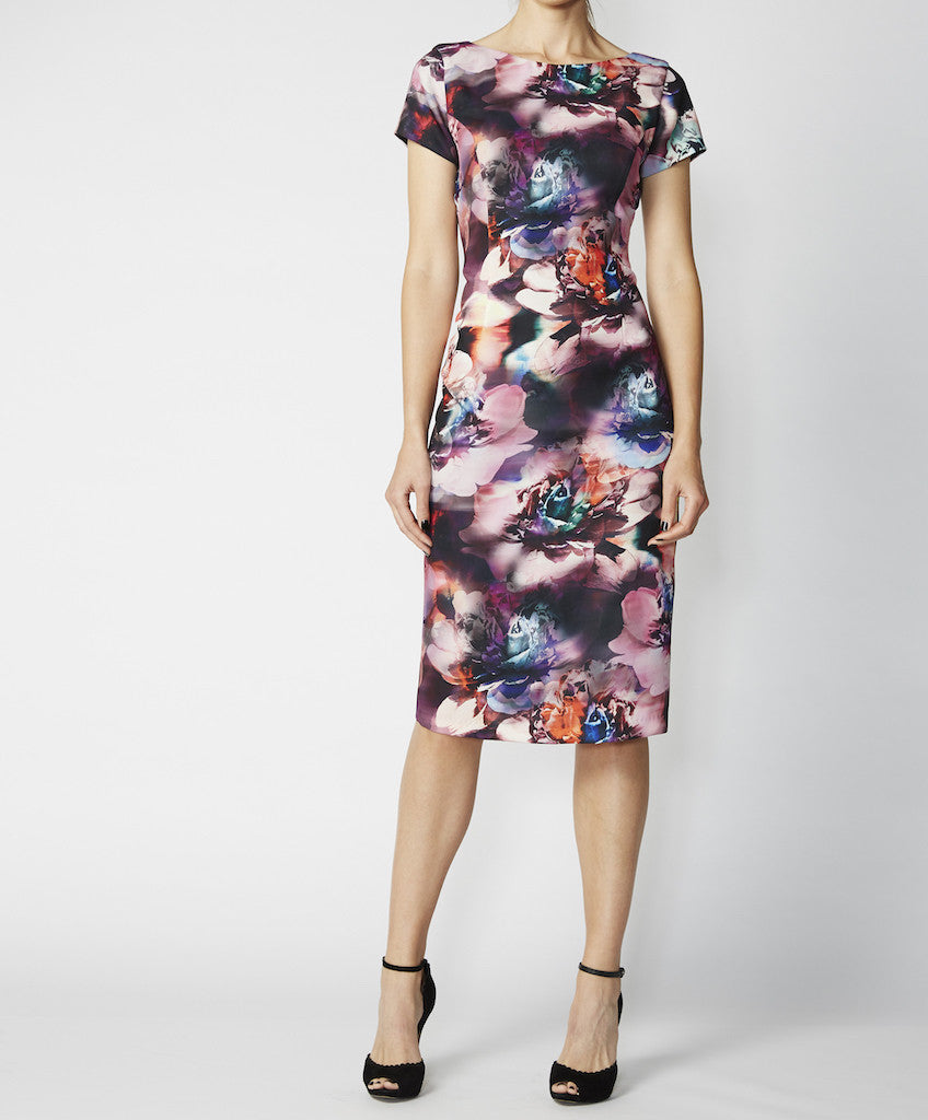 Very Very cap sleeve dress Cullie SWP