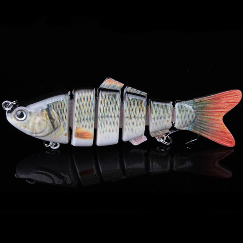 Jointed Wobbler Fishing Lure