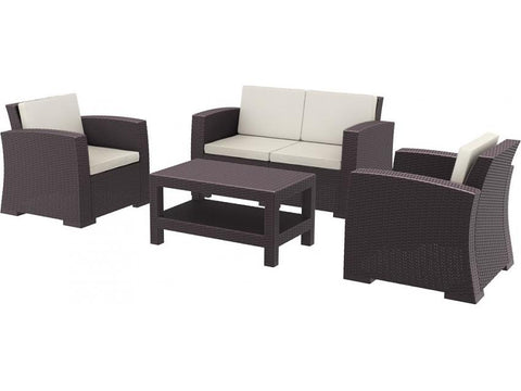 Monaco Outdoor Lounge Set - monl
