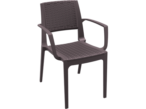Capri Armchairs Chair Bar The Stool