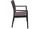 Ibiza Armchair - Stackable Chairs Chair Bar The Stool