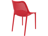 Air Chair - Outdoor Chairs - Back - Red