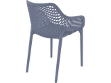 Air XL Armchairs  - Outdoor Chairs - Back - Anthracite
