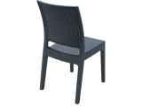 Florida Outdoor Chairs - Back - Anthracite