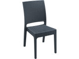 Florida Outdoor Chairs - Front - Anthracite