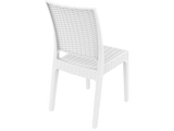 Florida Outdoor Chairs - Back - White