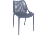 Air Chair - Outdoor Chairs - Front - Anthracite