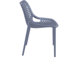 Air Chair - Outdoor Chairs - Side - Anthracite