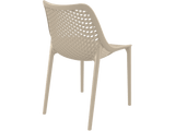 Air Chair - Outdoor Chairs - Back - Taupe