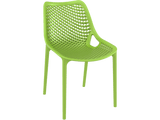 Air Chair - Outdoor Chairs - Front - Green