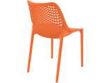Air Chair - Outdoor Chairs - Back - Orange
