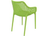 Air XL Armchairs  - Outdoor Chairs - Back - Green