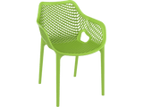 Air XL Armchairs  - Outdoor Chairs - Front - Green