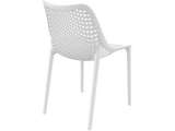 Air Chair - Outdoor Chairs - Back - White