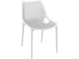Air Chair - Outdoor Chairs - Front - White