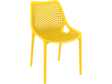 Air Chair - Outdoor Chairs - Front - Yellow